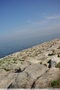 琵琶湖のある生活。