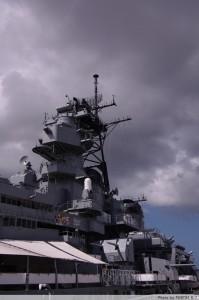 ハワイその2:真珠湾上のジャパニーズ。