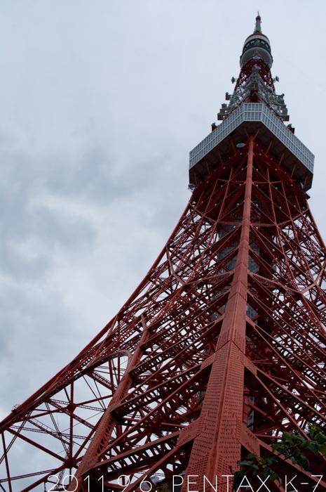 これこそがタワー。